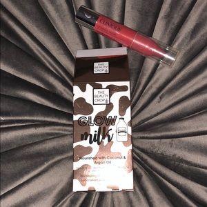 NWT! Beauty Crop & Clinique Bundle